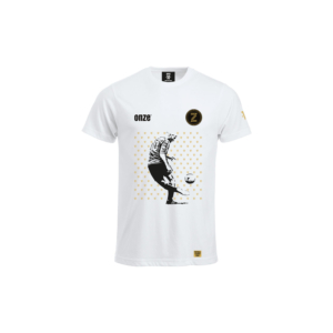 T-shirt premium Football Legends Serie Zidane labellisé OEKO-TEX Standard 100